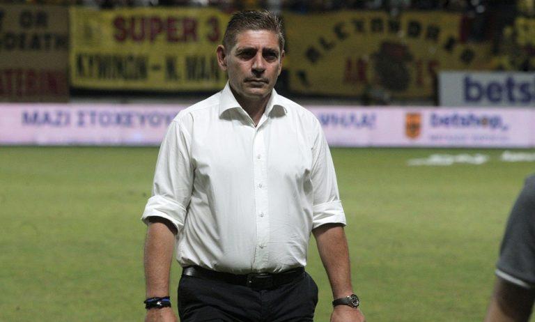 Παντελίδης: «Αυτό το ματς αφήνει μεγάλη παρακαταθήκη»