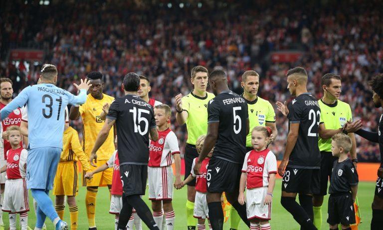 Γκάφα… Champions League: Έβριζαν τον λάθος Πόουσον και η εταιρία του εξέδωσε ανακοίνωση (pic)