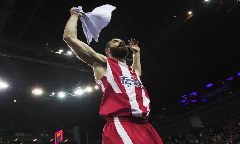 Ολυμπιακός: Θρυλικό ρεκόρ 28 σερί συμμετοχών!