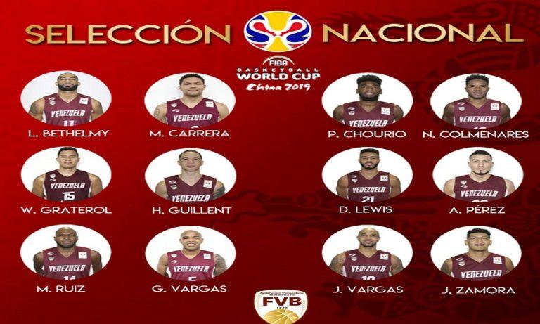 Εθνική Βενεζουέλας: Η λίστα με τους εκλεκτούς