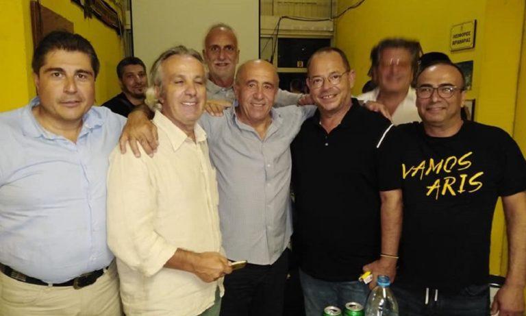 Άρης: «Πάρτι» στην Κύπρο και ιστορική συνάντηση Ζήνδρου – Παππέτα