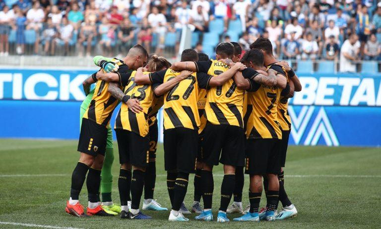 ΑΕΚ – Κραϊόβα: Με τα «κιτρινόμαυρα» για τη νίκη (pic)