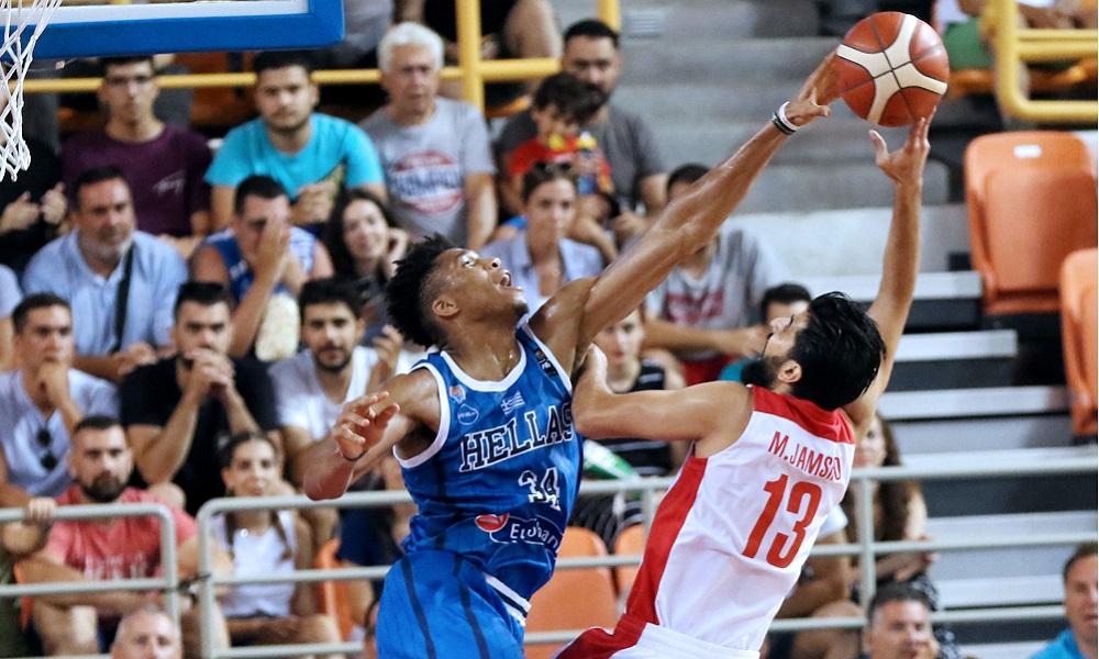 Ελλάδα – Σερβία LIVE Streaming | sportime.gr
