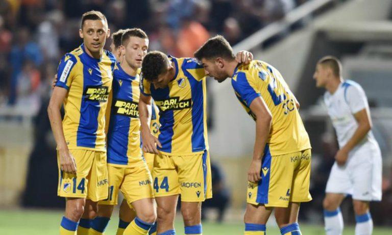 ΑΠΟΕΛ – Καραμπάγκ 1-2: Στο 95′ βρήκε την ελπίδα