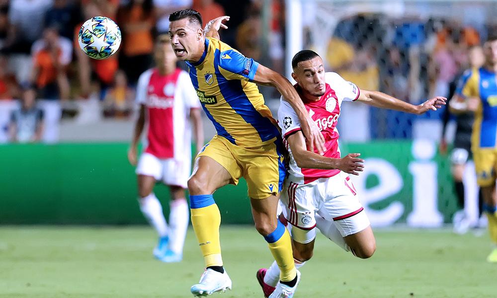 UEFA Ranking Ελλάδα: Αύξησε τη διαφορά η Κύπρος
