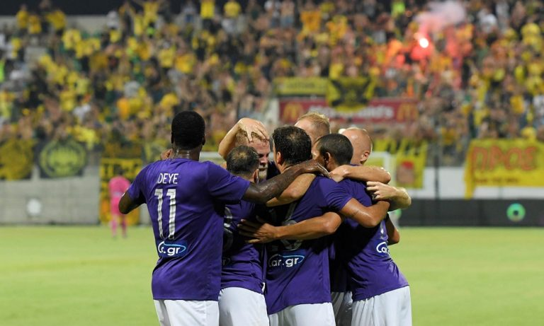 ΑΕ Λεμεσού – Άρης 0-1: Νίκη-πρόκριση με «χρυσό» γκολ του Ντιγκινί