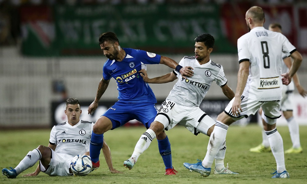 UEFA Ranking Ελλάδα: Ίδια διαφορά με Κύπρο – «Χάσαμε» μία ομάδα