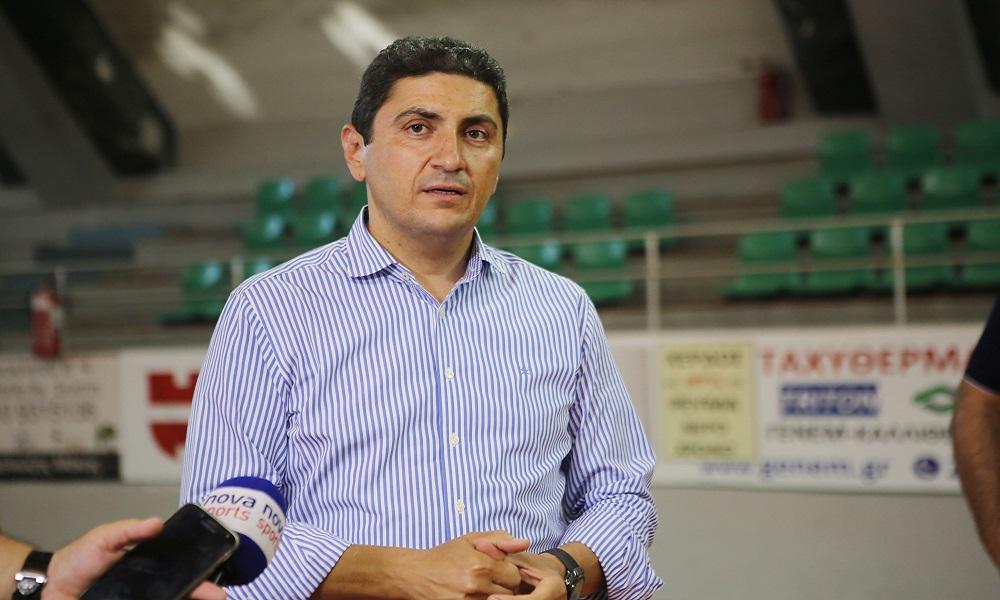 Αυγενάκης: «Το πρωτάθλημα ξεκινάει, διαψεύσθηκαν οι Κασσάνδρες»