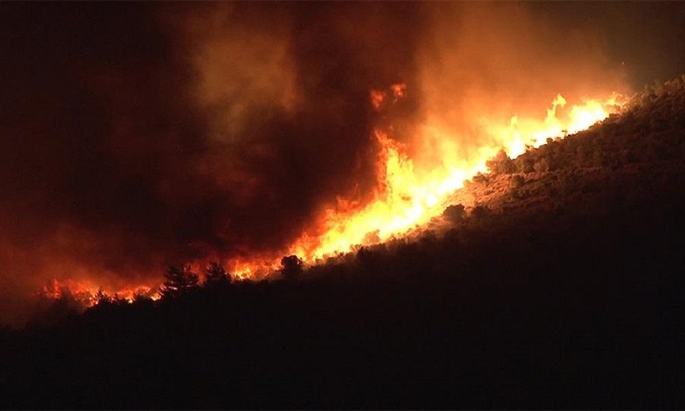 Φωτιά στην Αχαΐα: Τρεις εστίες – Συναγερμός στην Πυροσβεστική!