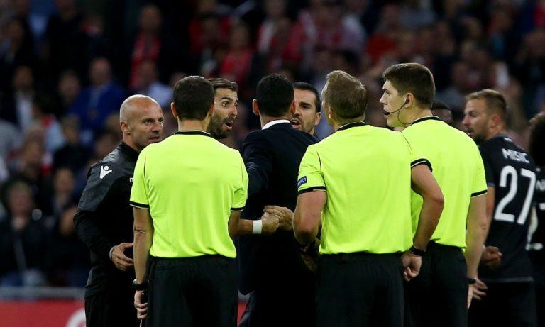 «Επίθεση» ΠΑΟΚτσήδων στην UEFA! (pics)