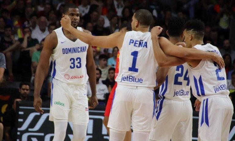Μουντομπάσκετ 2019: Με 14 παίκτες η Δομηνικανή Δημοκρατία (pic)
