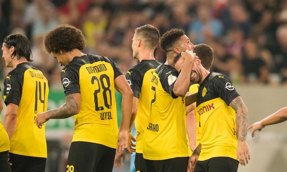 Ντόρτμουντ: Άνετη πρόκριση στο Κύπελλο Γερμανίας