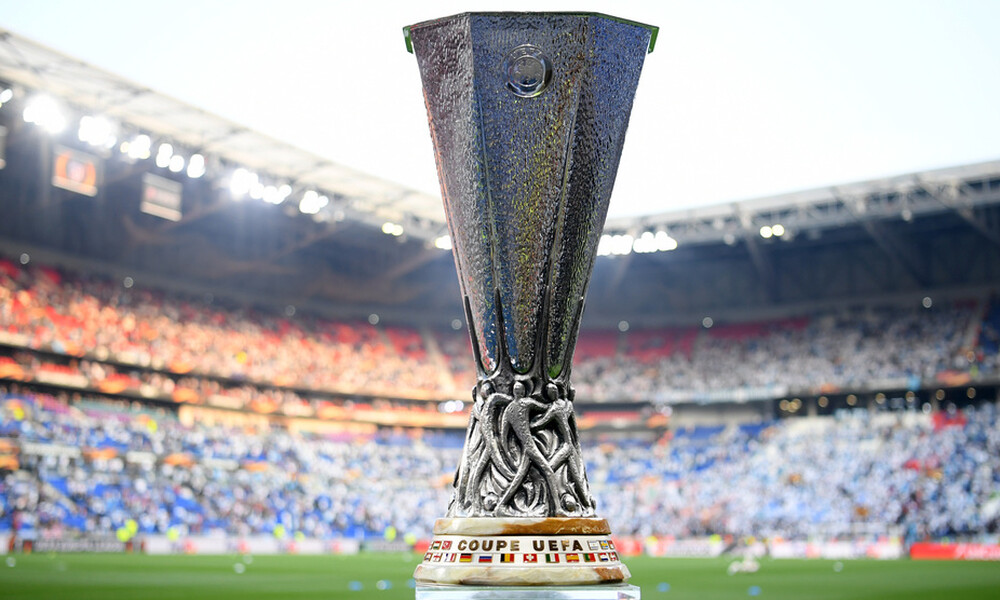 Europa League: LIVE η κλήρωση