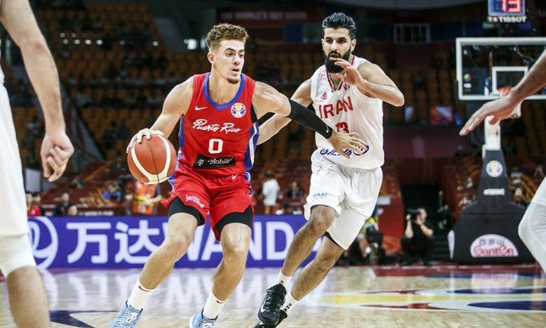 Ιράν – Πουέρτο Ρίκο 81-83: Επική νίκη με ανατροπή (vid)