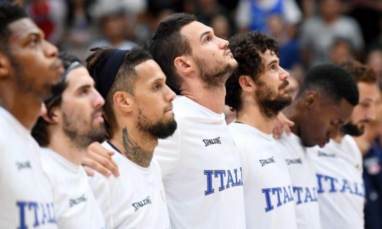 Μουντομπάσκετ 2019: Ανακοίνωσε 12άδα η Εθνική Ιταλίας (pic)