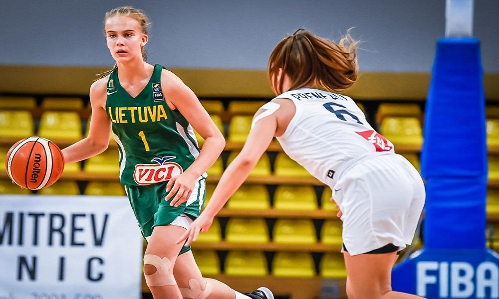 Λιθουανία: Η 13χρονη που τρέλανε τον κόσμο του μπάσκετ! (Vid)
