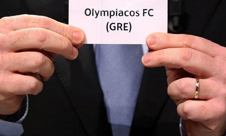 Champions League: Η ώρα και το κανάλι της κλήρωσης