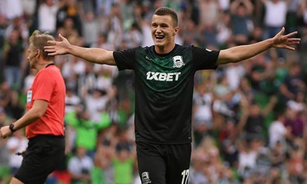 Κράσνονταρ – Ρούμπιν Καζάν 1-0: Μπήκε αλλαγή ο Μπεργκ