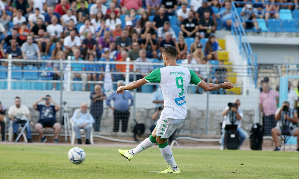 Παναθηναϊκός VAR: «Πράσινο» το πρώτο γκολ (vid)