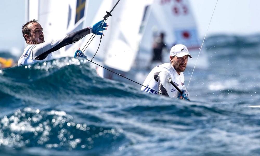Μάντης-Καγιαλής: Πρόκριση στους Ολυμπιακούς του Τόκιο!