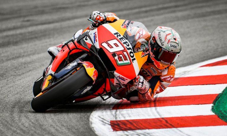 Moto GP: Pole position με ρεκόρ ο Μαρκές (pic)