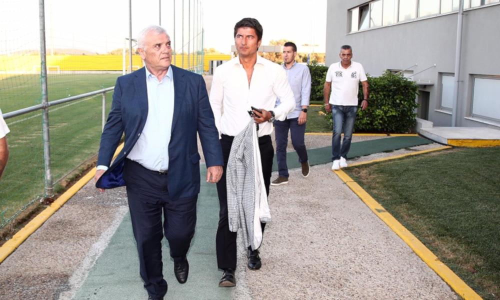 ΑΕΚ: Εκτακτη σύσκεψη Μελισσανίδη-Ιβιτς στο ΟΑΚΑ!