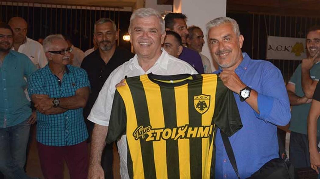 Μελισσανίδης: Τον αποθέωσαν στον Ναύπλιο (pics)