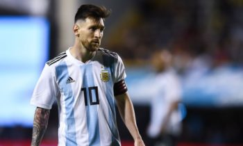 Μέσι: Τιμωρία τριών μηνών από την CONMEBOL
