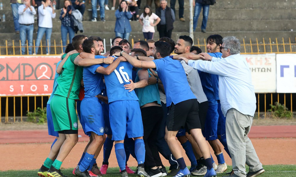 Football League: Αποσύρεται ο Νέστος Χρυσούπολης