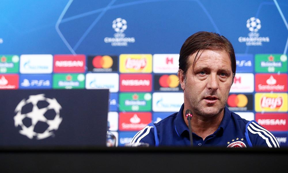 Μαρτίνς: «Σαν να είναι 0-0, δεν θα επαναπαυτούμε» - Sportime.GR