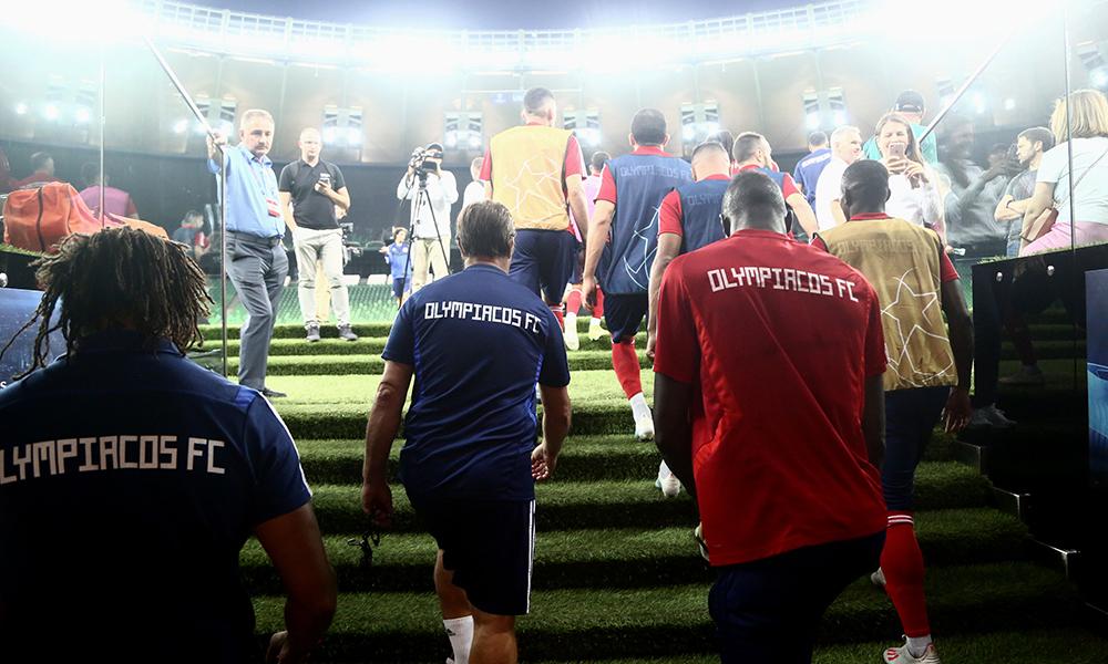 Κράσνονταρ – Ολυμπιακός: «Κλειδώνει» τα αστέρια