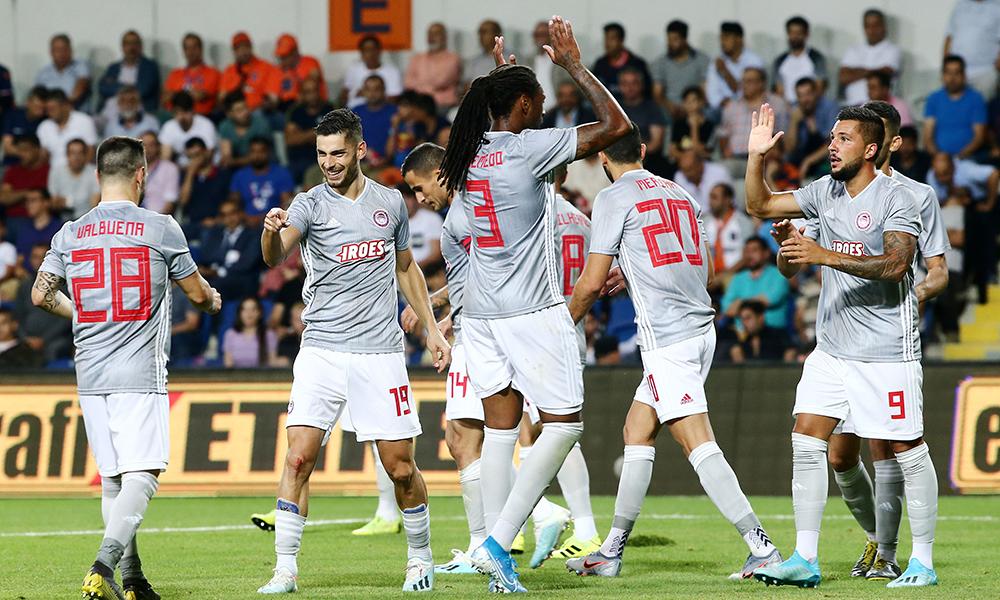 Μπασακσεχίρ – Ολυμπιακός 0-1: Θρυλικό «διπλό» για πλέι οφ!