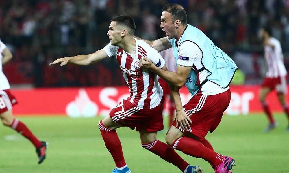 Ολυμπιακός – Κράσνονταρ 4-0: Ραντζέλοβιτς τον λένε! Τεσσάρα στην Κράσνονταρ! (vid) - Sportime.GR