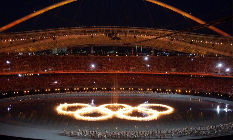 13 Αυγούστου: Αρχίζουν οι Ολυμπιακοί Αγώνες της Αθήνας (pics/vids)