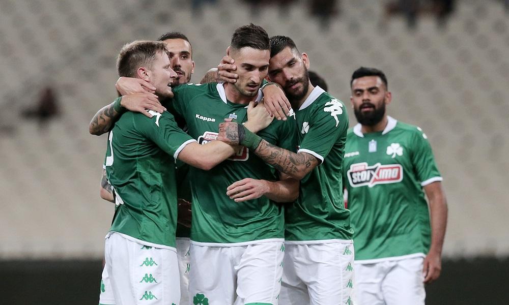 Παναθηναϊκός – Ξάνθη 3-0: Άρεσαν οι «πράσινοι»