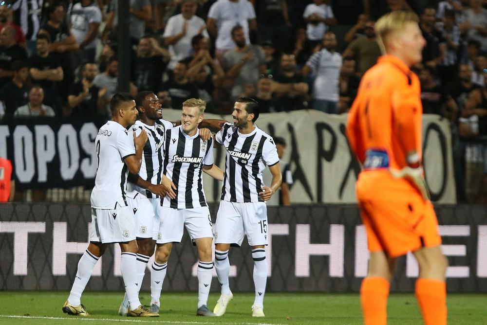 ΠΑΟΚ-Παναιτωλικός 2-1: Νίκη με το μυαλό στη Σλόβαν