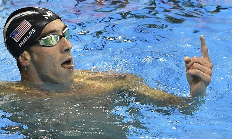 Σαν Σήμερα 2/8: Ο Φελπς κατακτά το 16ο ολυμπιακό μετάλλιο του (vid)
