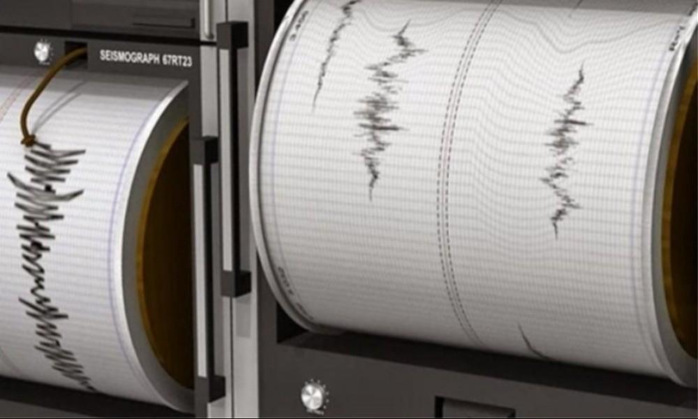 Σεισμός τώρα: «Κουνήθηκε» η Σάμος με 4.8 Ρίχτερ