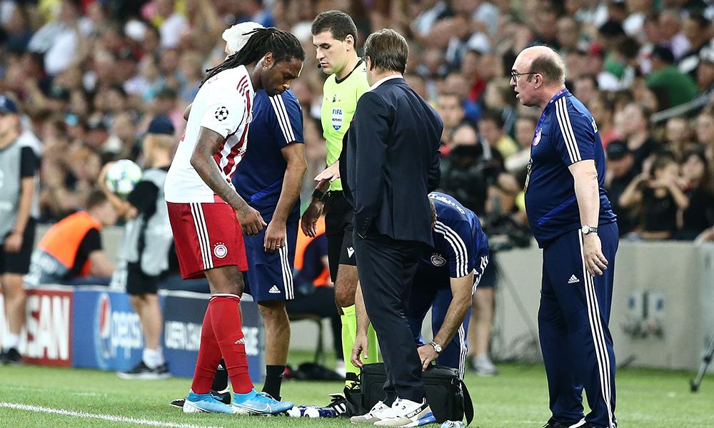 Ολυμπιακός: Ανησυχία για Σεμέδο, όλα καλά με τους άλλους δύο. Οι πρώτες εκτιμήσεις για τους τρεις τραυματίες από τον αγώνα με την Κράσνονταρ...