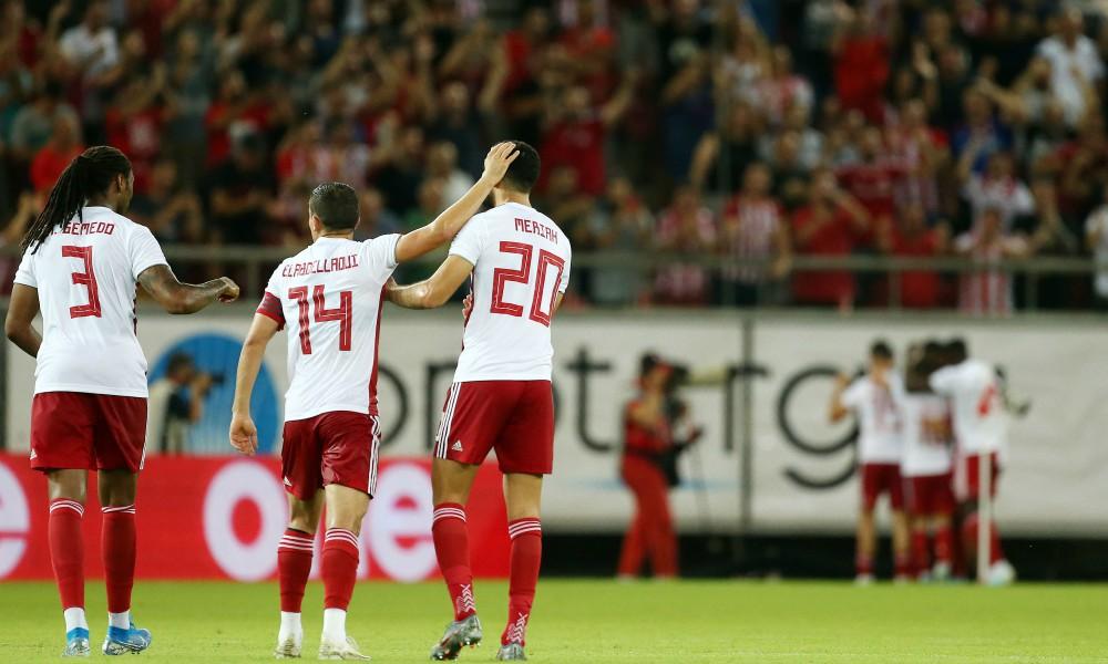 Μεριά – Σεμέδο: Το μεγάλο «όπλο» του Ολυμπιακού!. Οι δύο ποδοσφαιριστές θα παίξουν σημαντικό ρόλο στις αναμετρήσεις του Ολυμπιακού με την Μπασακσεχίρ...