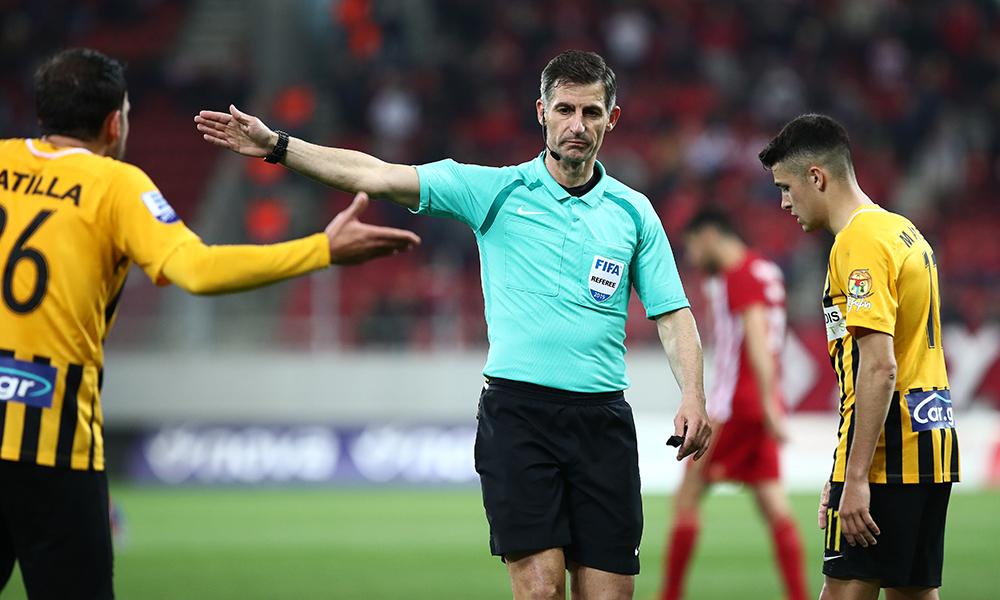Ολυμπιακός – Αστέρας: Δεν βρήκε εισιτήριο ο Σιδηρόπουλος!