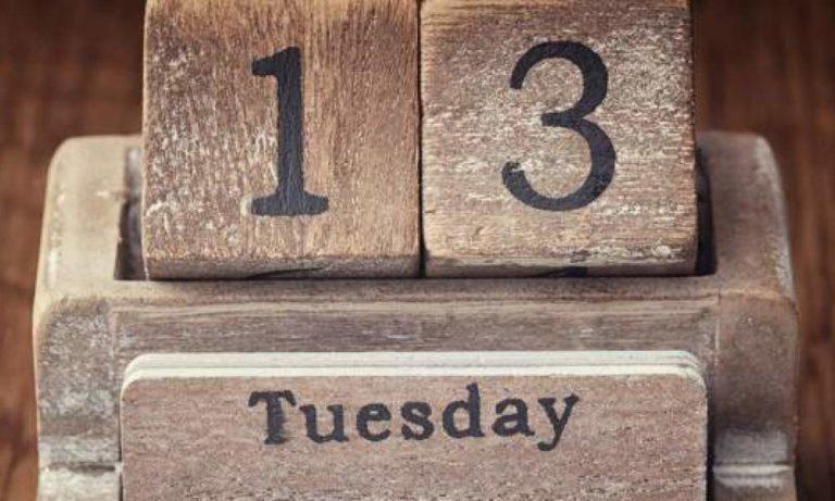 Τρίτη και 13: Ο λόγος που θεωρείται γρουσούζικη