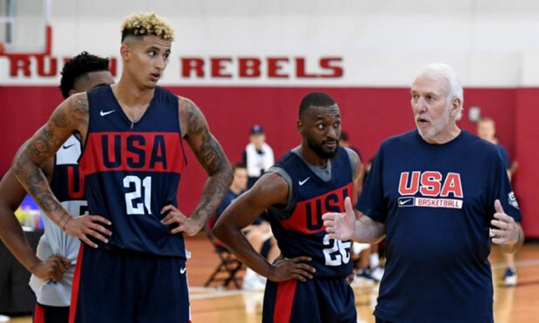 Team USA: Κλίμα τρομοκρατίας-«Μπορεί να μας γαζώσουν»