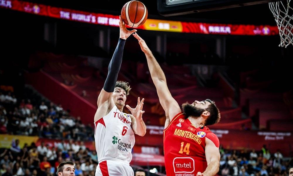 Μουντομπάσκετ 2019: Ζορίστηκε, αλλά κέρδισε η Τουρκία