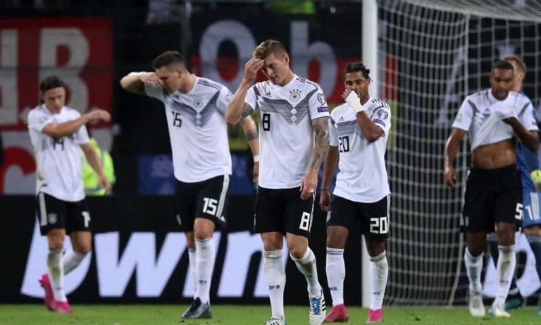 Εθνική Γερμανίας: «Πάντσερ» για… ρεκτιφιέ
