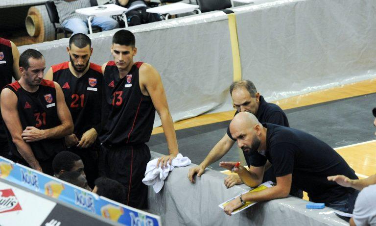 Λίβανος: «Μισή ώρα πριν το ματς ενημερώθηκα ότι δεν παίζουν Μακ Γκιλ και Λιούις»