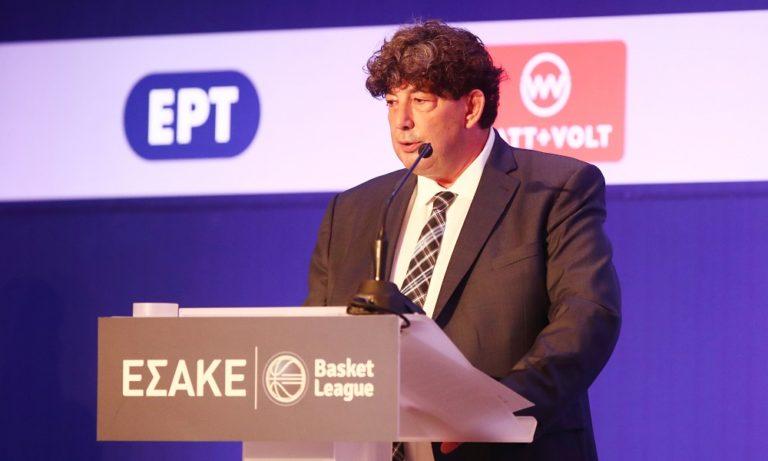Γαλατσόπουλος: «Το νέο πρωτάθλημα θα αποζημιώσει και τους πιο απαιτητικούς»