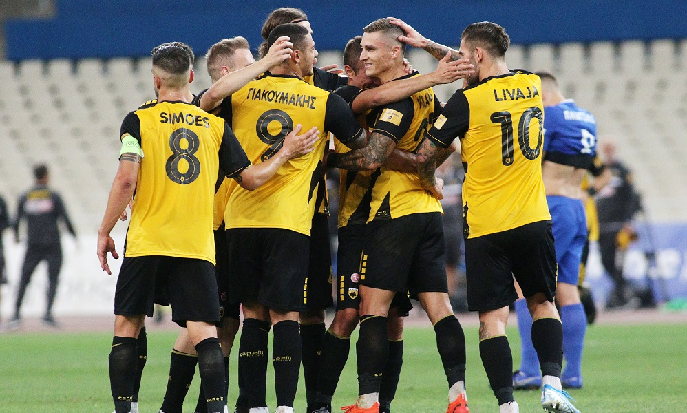 Super League 1 – 4η αγωνιστική: Για το 3Χ3 η ΑΕΚ