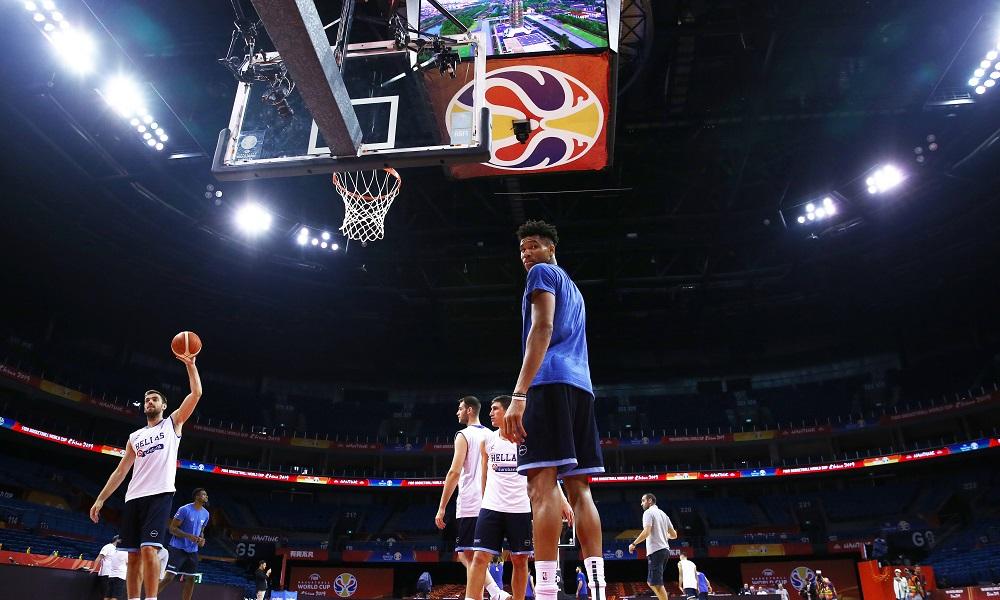 Μουντομπάσκετ 2019: Αυτός είναι ο νέος όμιλος της Ελλάδας  -Το πρόγραμμα - Sportime.GR