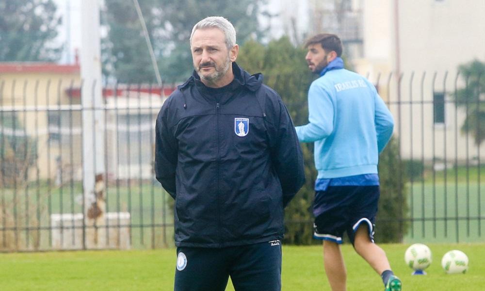 Ηρακλής: Ο Μπαξεβάνος και πάλι προπονητής - Sportime.GR